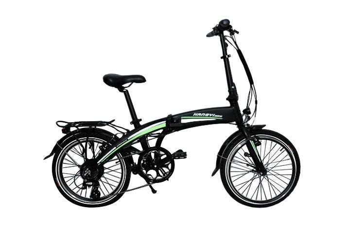 锂电池折叠式自行车-HY 313