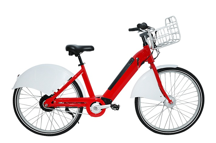 锂电池公共自行车-HY314